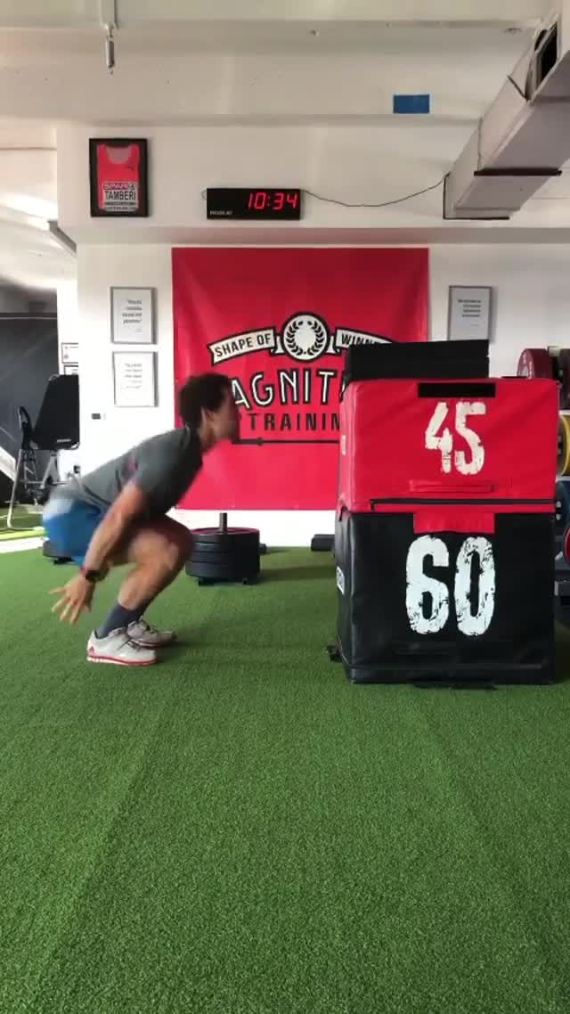 Jumping and lever transition